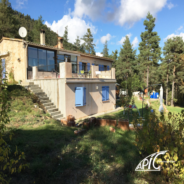Offres de vente Villas et Propriétés Saint-Auban 06850