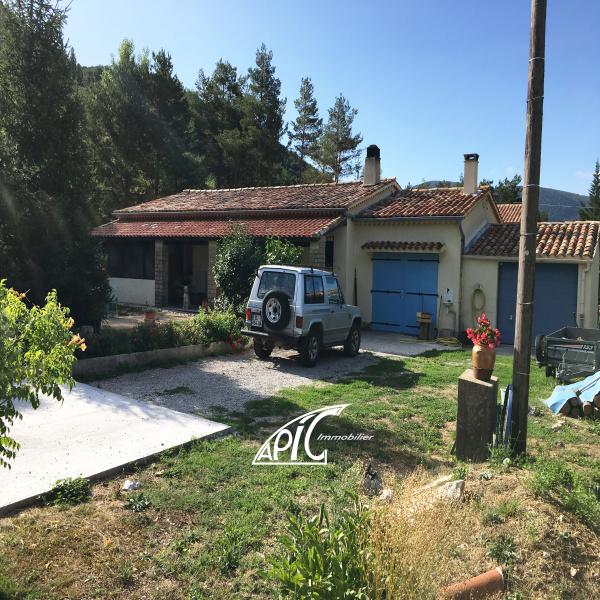 Offres de vente Villas et Propriétés La Bastide 83840