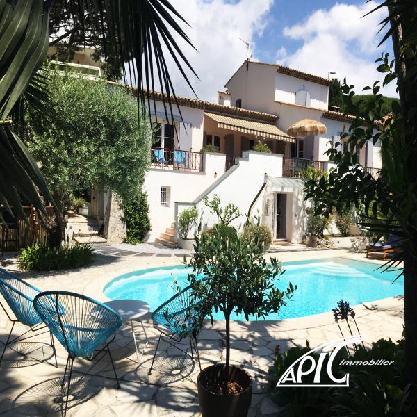 Offres de vente Villas et Propriétés Cannes 06400